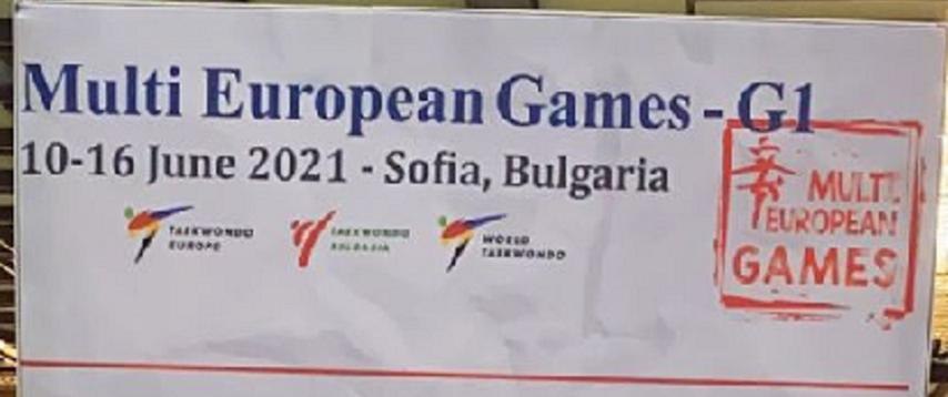 EL KAE SPORT EN LOS WTE EUROPEAN MULTI GAMES 2021