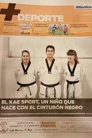 El kae sport en el Atlántico