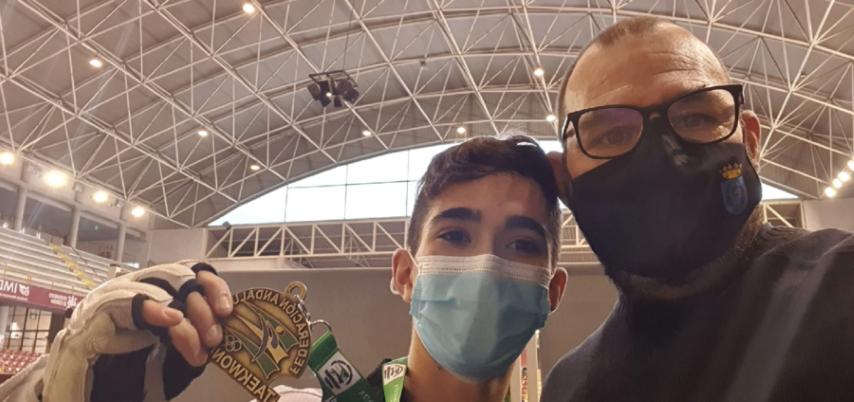 FERNANDO CAMPEON OPEN INTERNACIONAL ANDALUCIA